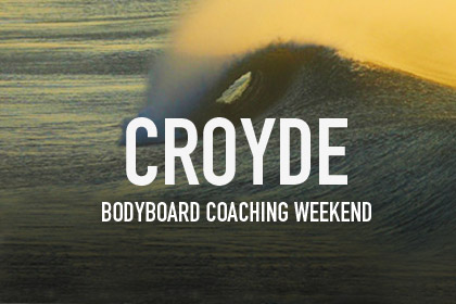 Croyde Bodyboard Holiday
